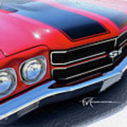 Dream_chevy121 Art Print