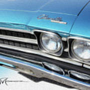 Dream_chevy136 Art Print