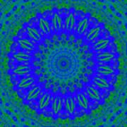 Dreamer Kaleidoscope Art Print