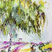 Dreaming Of Provence Art Print