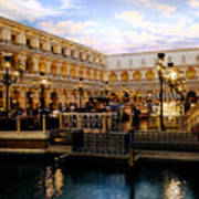 Dreaming Of Venice Art Print
