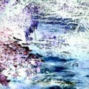 Dreaming River Art Print
