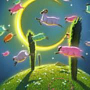 Dreamland II Art Print