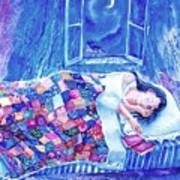Dreams Of Love  Art Print