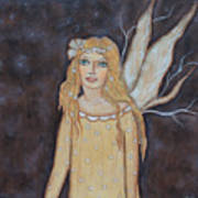 Dreamy Fairy Art Print