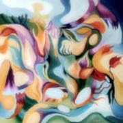 Dreamy Fairyland Art Print