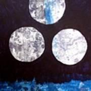 Drei Monde Art Print