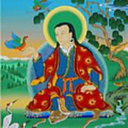 Drokben Khyecung Lotsawa Art Print