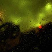 Droplets Xvi Art Print