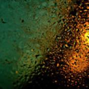 Droplets Xx Art Print