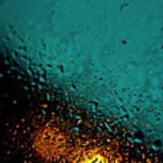 Droplets Xxii Art Print