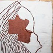 Drowsy - Tile Art Print