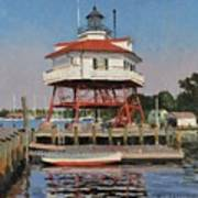 Drum Point Lighthouse Art Print