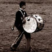 Drummer Boy Art Print