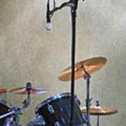 Drummers Joy Art Print
