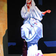 Drunken Magdalena Art Print