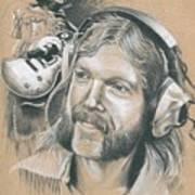 Duane Allman Art Print