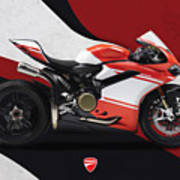 Ducati 1299 Superleggera Art Print