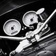 Ducati Ps1000le Detail Art Print
