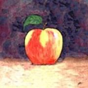 Duchess Apple Two Art Print