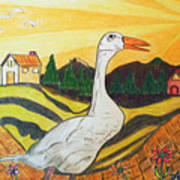 Duck Season Could Be Art Print
