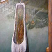 Dugout Canoe Art Print