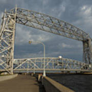 Duluth Lift Bridge 2 Art Print