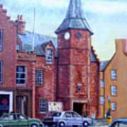 Dunbar High Street Art Print