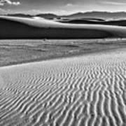 Dunes Details Art Print