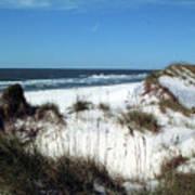 Dunes On St. Joseph Art Print
