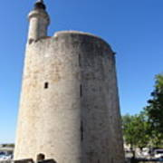 Dungeon In Aigues Morte Art Print