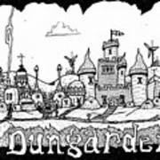 Dungraden Art Print