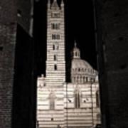 Duomo Di Siena Art Print