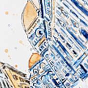 Duomo Art Print