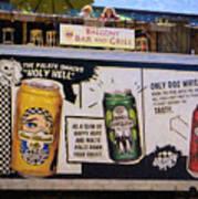 Durango Colorado Brewery Art Print