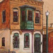 Duranguito Home Art Print