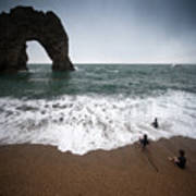 Durdle Door Art Print