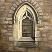 Durham Window Art Print