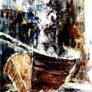 Dusk Don Taylor Art Print
