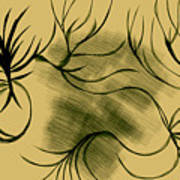 Dust And Vine Art Print
