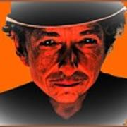 Dylan Sixty Eight Art Print