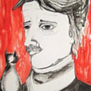E. A. Poe Art Print