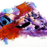 Eagle Rise Art Print