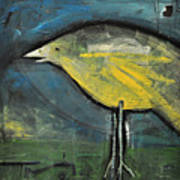 Early Bird At Sunrise Art Print