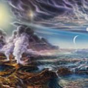 Early Earth Art Print
