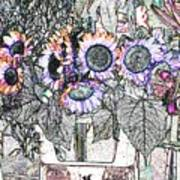 Early Flower Study Art Print