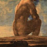 Early Human Art Print