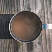 Early Morning Coffee  Art Print