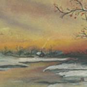 Early Winter Art Print