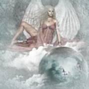 Earth Angel 2 Art Print
